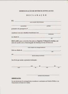 Declaração de concordância 001
