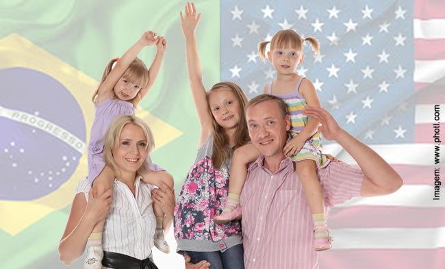 Green Card: resumo das relações familiares