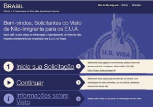 Passo-a-passo para tirar o visto americano