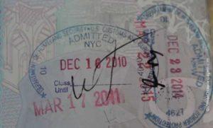 Viagem para os Estados Unidos: Período de permanência x visto