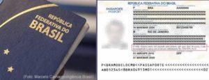 Emissão do passaporte brasileiro com autorização de viagem para menor