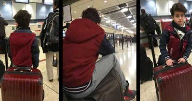 Autorização de viagem para menor residente no exterior