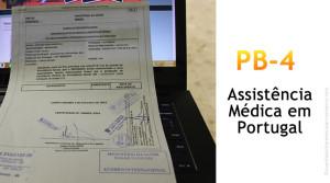 PB-4 (Assistência Médica em Portugal)