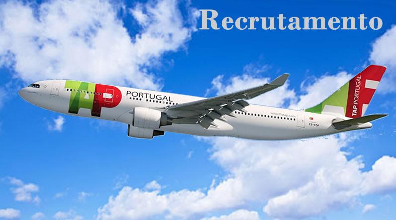Envie seu currículo para trabalhar na Tap Portugal