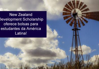 Bolsas de Estudo no Exterior: New Zealand Development Scholarships
