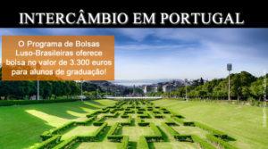 Bolsas de estudo no exterior: Programa Luso-Brasileiras