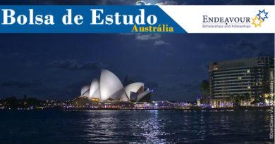 Bolsas de estudo Endeavour 2017: inscrições abertas