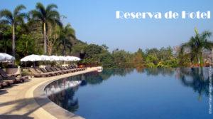 Reservar hotel pelo Booking.com