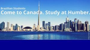 Humber College oferece bolsas de estudo no Canadá