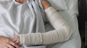 Seguro Viagem World Nomads (braço quebrado)