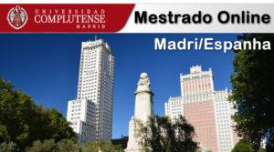 Bolsa de Estudo (Univ. Complutense de Madri)