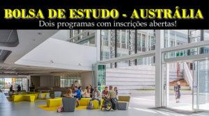 Bolsa de Estudo: Universidade de Flinders, Austrália