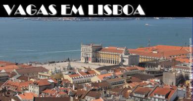 agas de Emprego em Lisboa