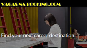 Vagas de emprego na Booking.com