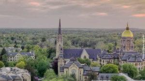 Pesquisa na área de Democracia e Desenvolvimento Humano (Univ. de Notre Dame)
