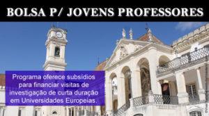 Bolsas de estudos para jovens professores da América Latina