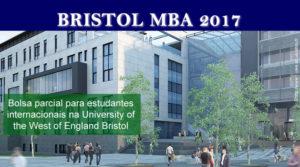 MBA na Inglaterra: Bristol UWE