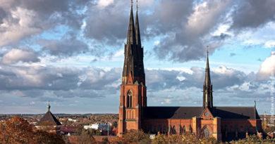 Bolsa de Estudo - Univ. de Uppsala (Suécia)