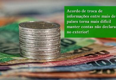 Acordo Internacional permite troca de informações tributárias entre países