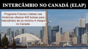 Bolsa de estudo no exterior: Programa ELAP no Canadá está com inscrições abertas