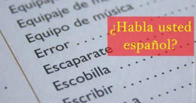 Bolsas de estudo para curso de espanhol na Espanha