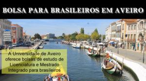 Estudar no Exterior: Universidade de Aveiro oferece 50 bolsas de estudo