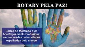 ROTARY PELA PAZ!