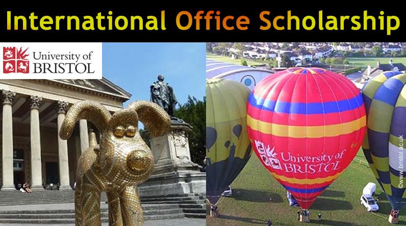Bolsas de Estudo na Universidade de Bristol
