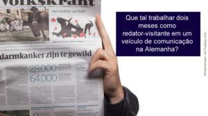 Intercâmbio para Jornalistas na Alemanha (IJP)