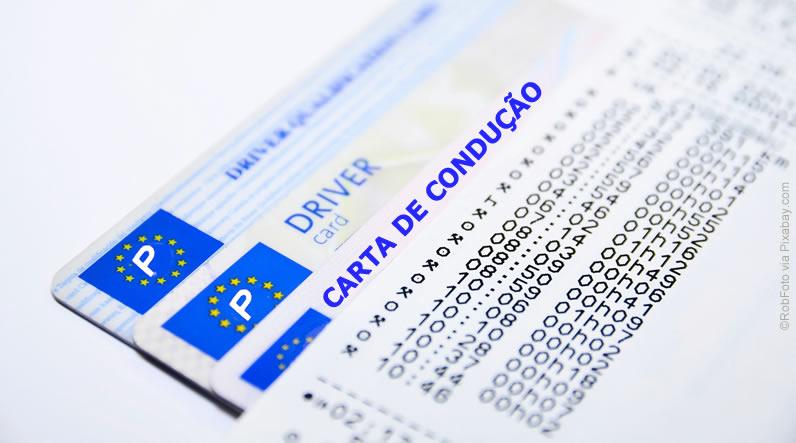 Passo a passo para trocar a carteira de motorista (CNH) brasileira pela carta de condução em Portugal