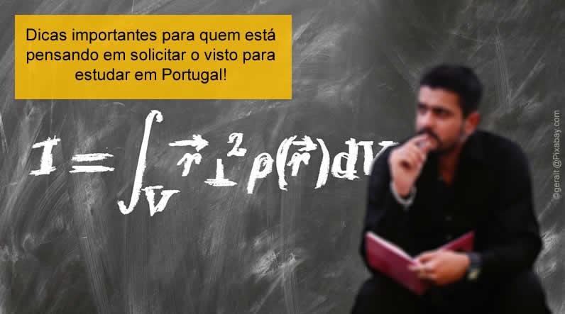 Dicas sobre o visto para estudar em Portugal