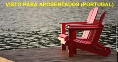 Visto D7: Visto de Residência para Aposentados e Titulares de Rendimentos (Portugal)